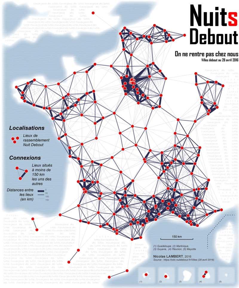 Carte de Nuit Debout