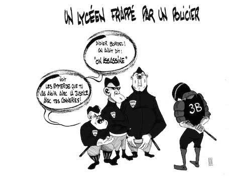 Lycée en Police