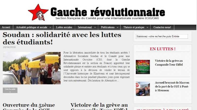 Gauche révolutionnaire
