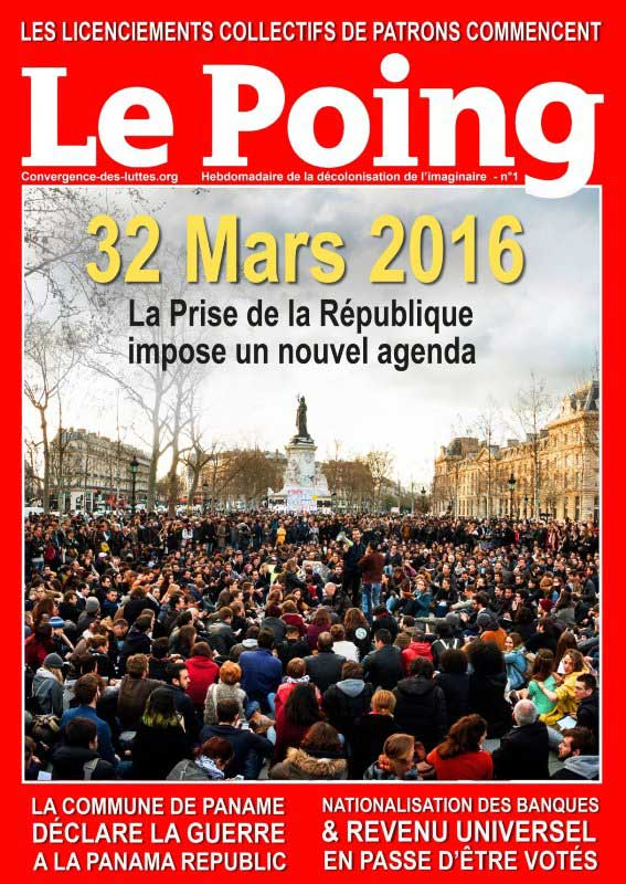 Le Poing n°1
