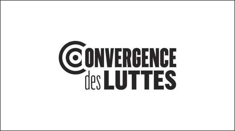 Logo Convergence des Luttes