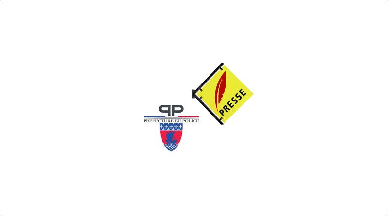 logo Préfecture Presse