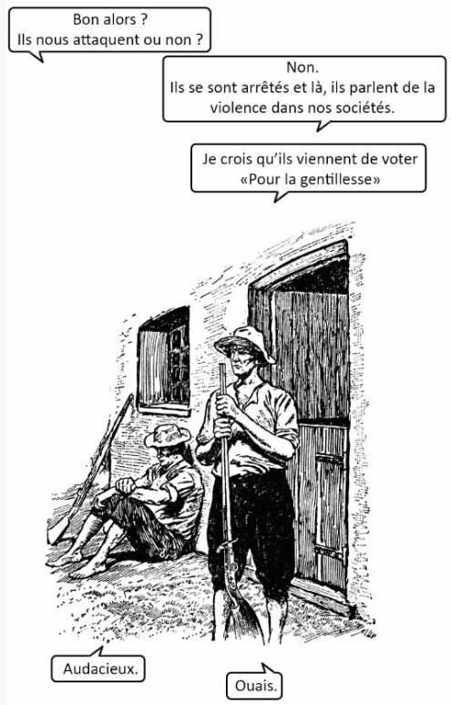 """Extrait de mini-BD """"Nuit Debout"""""""