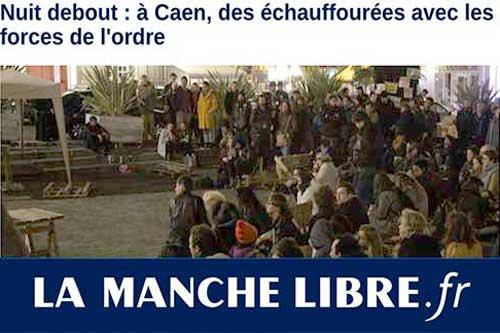 Nuit Debout Caen