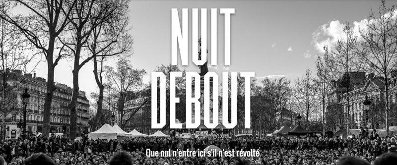 Page d'accueil de nuitdebout.fr