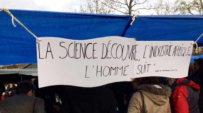 La science découvre...