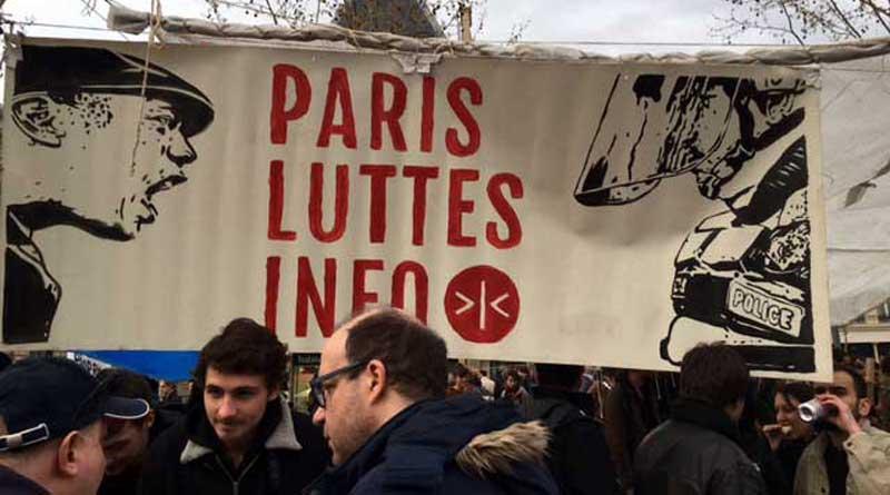 Paris Luttes Info