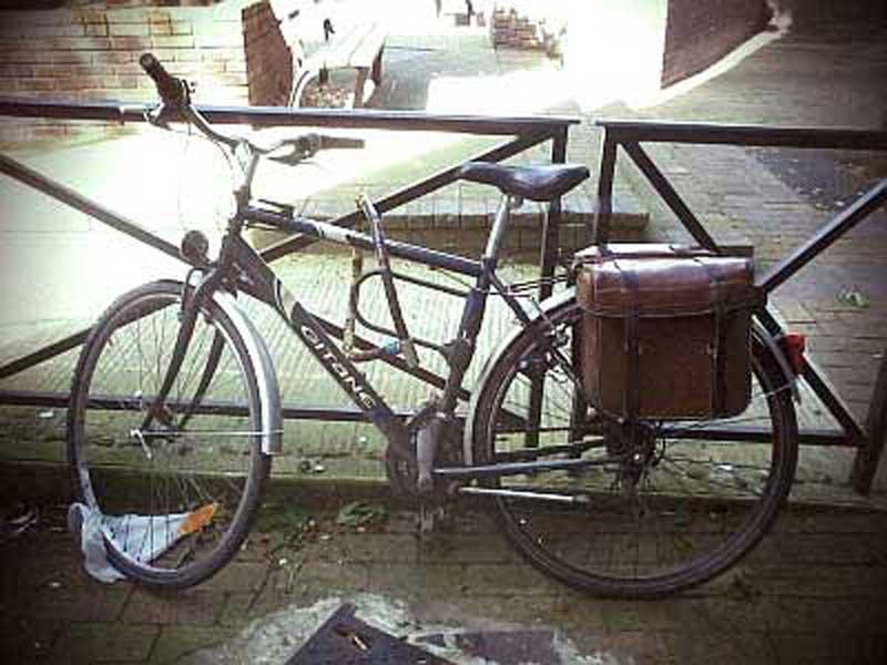 Vélo de Robert