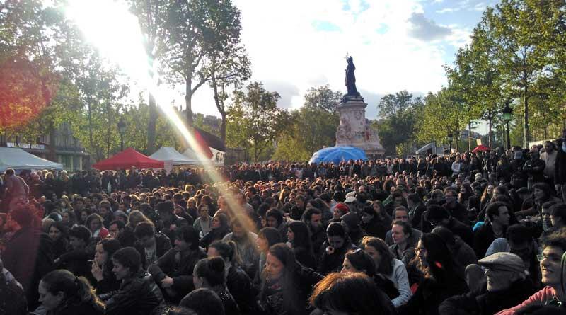 15M - Paris