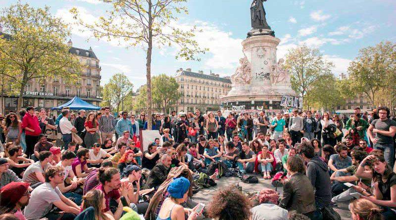Assemblée Générale, 8 mai, République