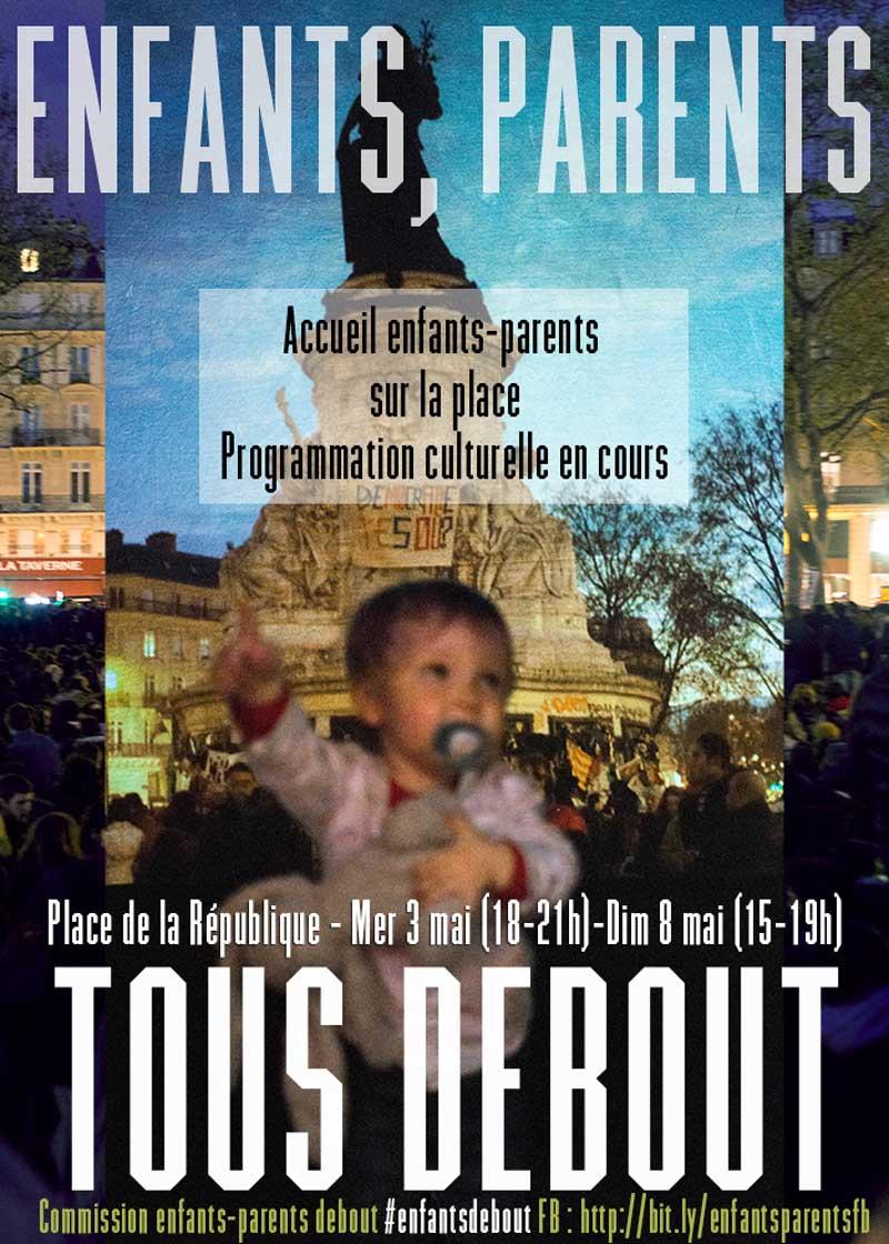 Flyer Accueil Enfants-Parents