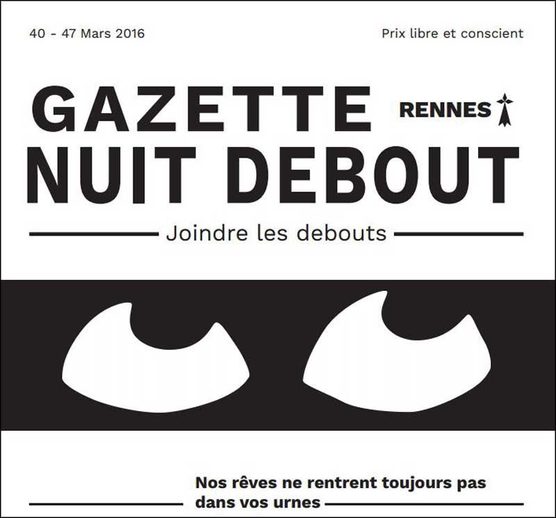 Gazette Rennes #2