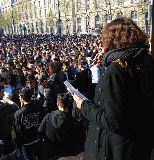 Mounia Commission Islamophobie et racismes d'état