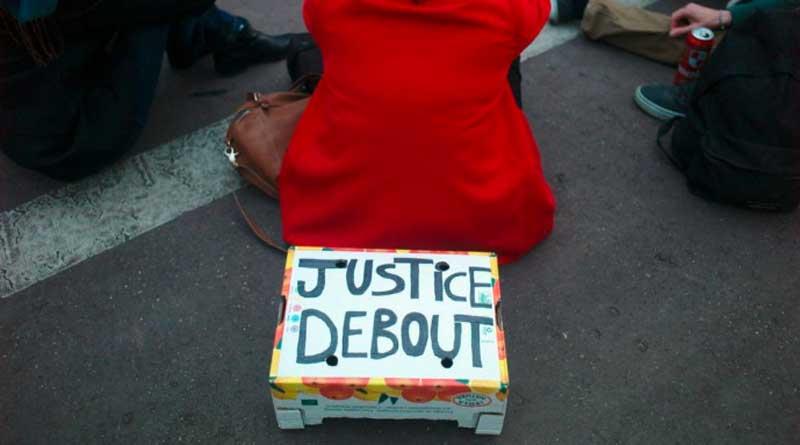 Justice debout