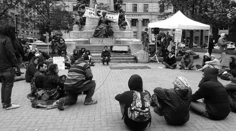 Nuit Debout Montréal (1)