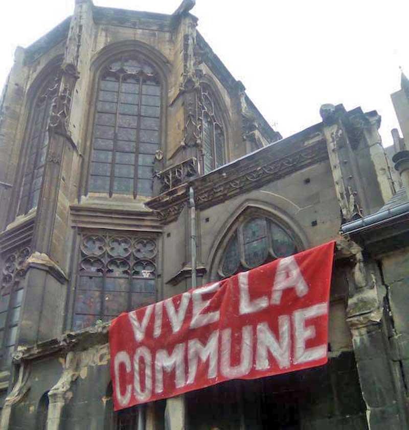 Nuit Debout Rouen