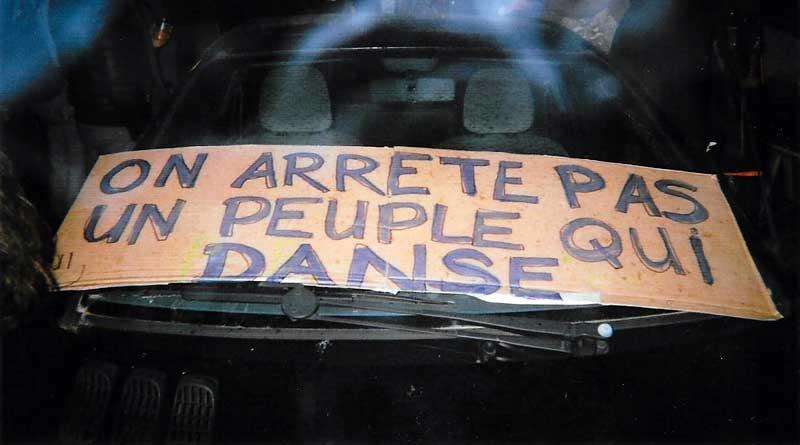 On n'arrête pas un peuple qui danse