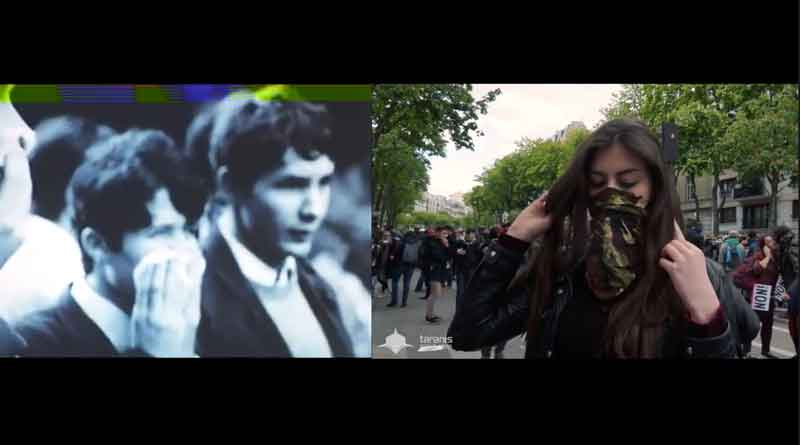 Ressemblance Nuit Debout / Mai 68