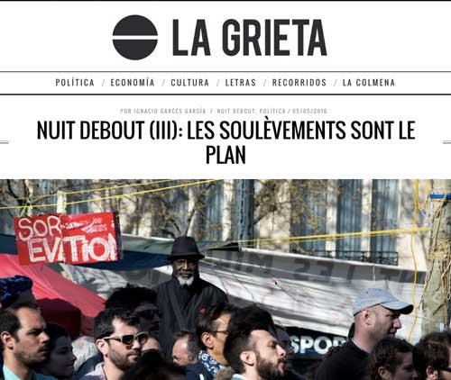 Revue 7mai La Grieta