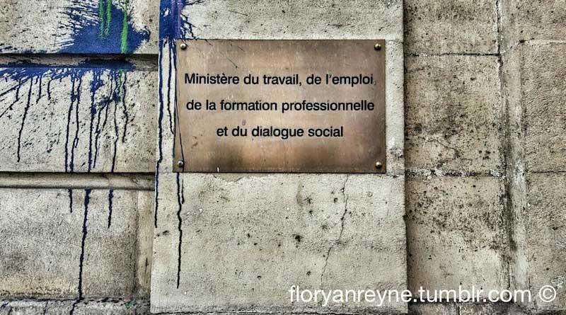ColoRevolution Ministère du Travail