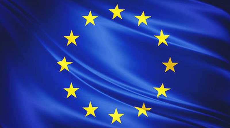 Drapeau Europe / EU / UE