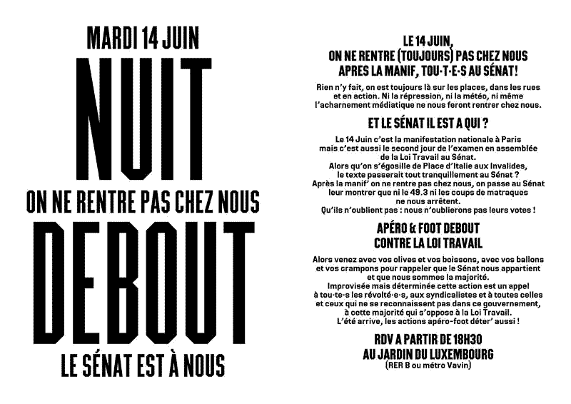 Manif 14 juin - tract