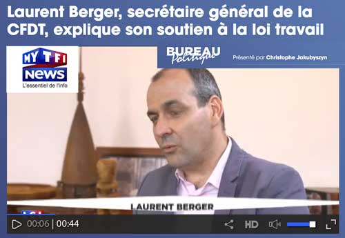 Laurent Berger