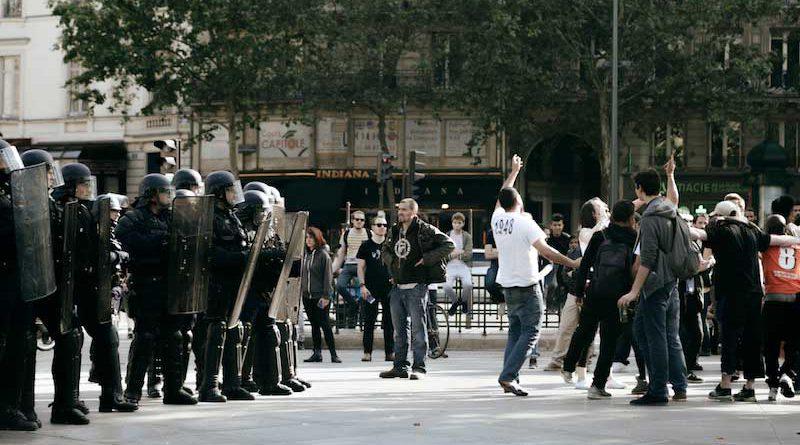 Manifestation du 28 juin