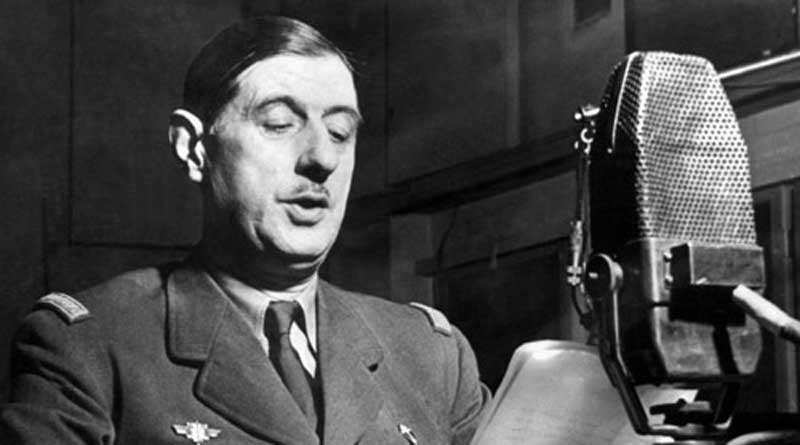 De Gaulle radio