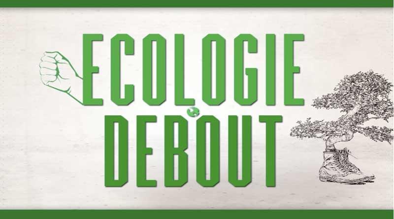 Logo d'Ecologie-Debout