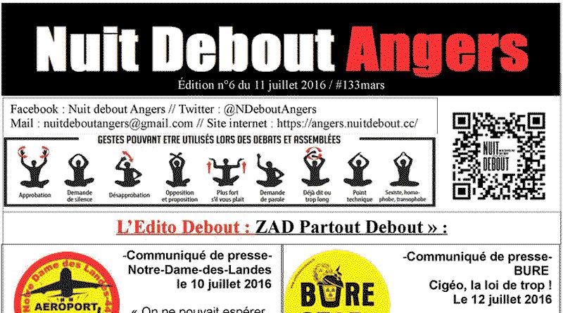 Gazette Angers