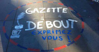 Gazette Debout : votez pour nous !