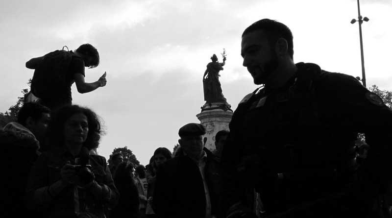 République / Nuit Debout - DR