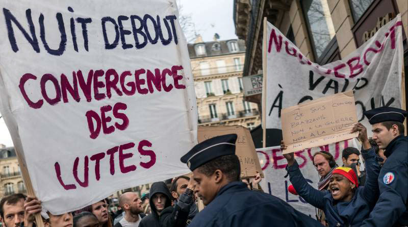 Convergence des luttes Nuit Debout