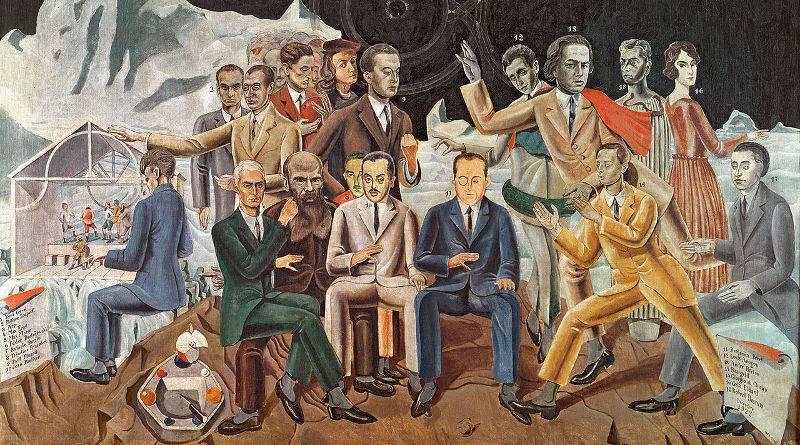 Max Ernst, Au rendez-vous des amis