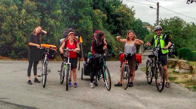 Vélo Debout à Castelnaudary.