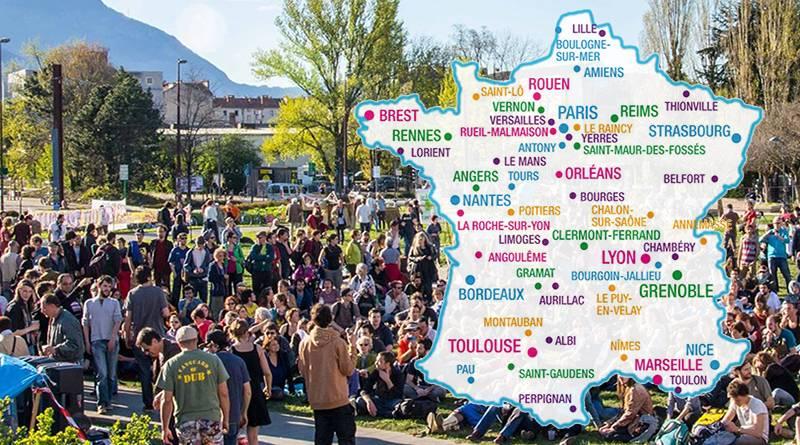 Multiplex Nuits Debout : appel à convergence