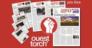 Ouest Torch': le journal libre de Rennes