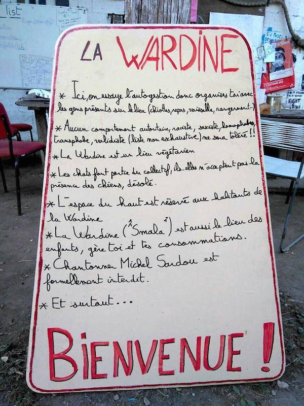 Le collectif de la Wardine