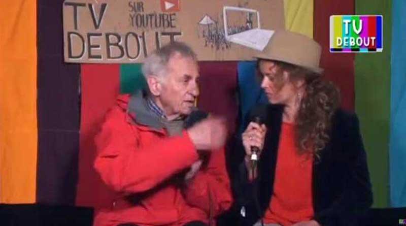 Jacques Testart à TV Debout