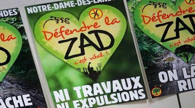 L'abandon de l'aéroport de Notre-Dame-des-Landes : une victoire pour la ZAD ?