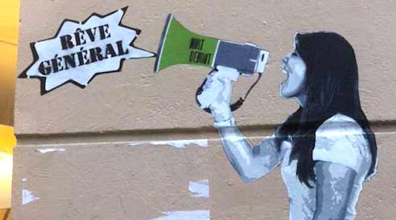 Rêve général - Street art