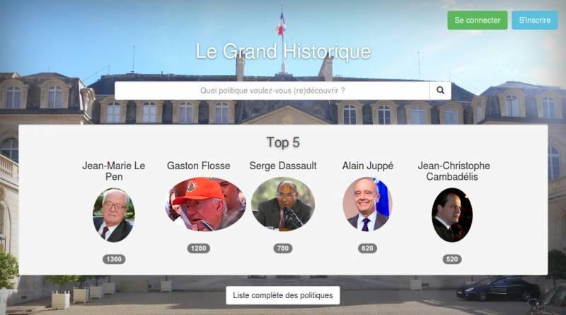 LeGrandHistorique.fr