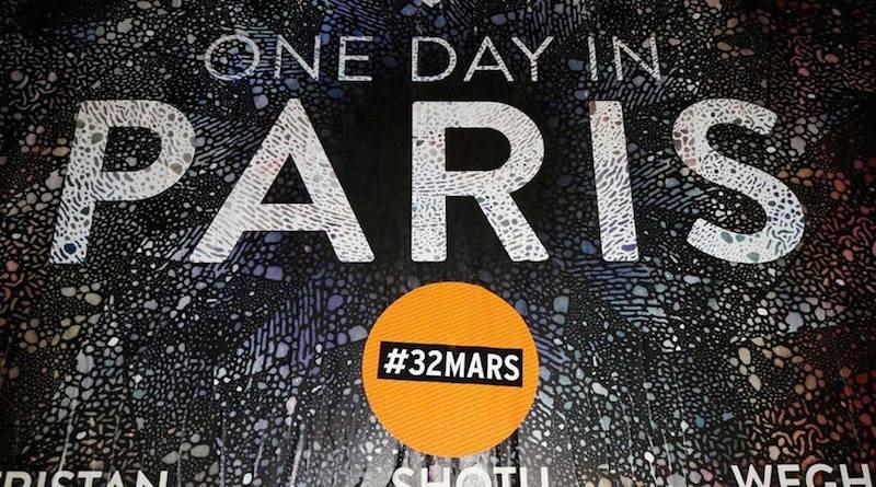 Le 32 Mars : le livre de la génération Nuit Debout