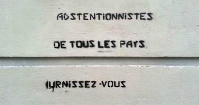 Parti des Abstentionnistes et des Sans-voix veut se faire entendre