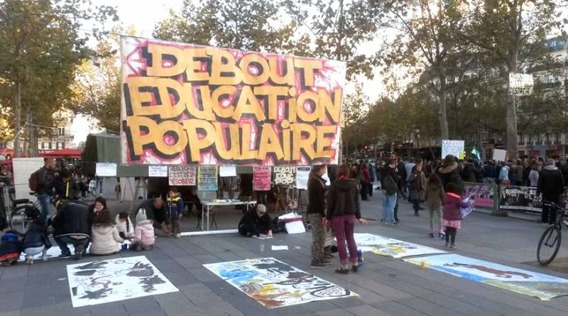 Debout Education Populaire