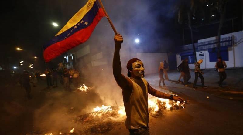 Ce qui se joue au Venezuela