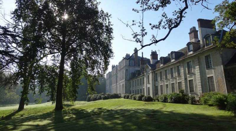 Millemont : naissance d'un château de la «transition»